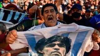 video: Argentine prosecutors probe Diego Maradona's death