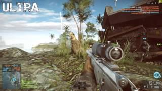 Battlefield 4 FPS Test | GTX 650 (Multiplayer)