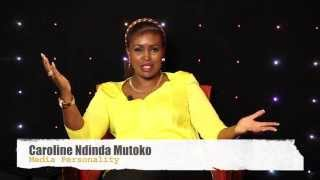 Caroline Mutoko - Women@Work - Tumetoka Mbali Part 3