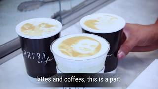 Carrera Cafe' - Ripples Use Case