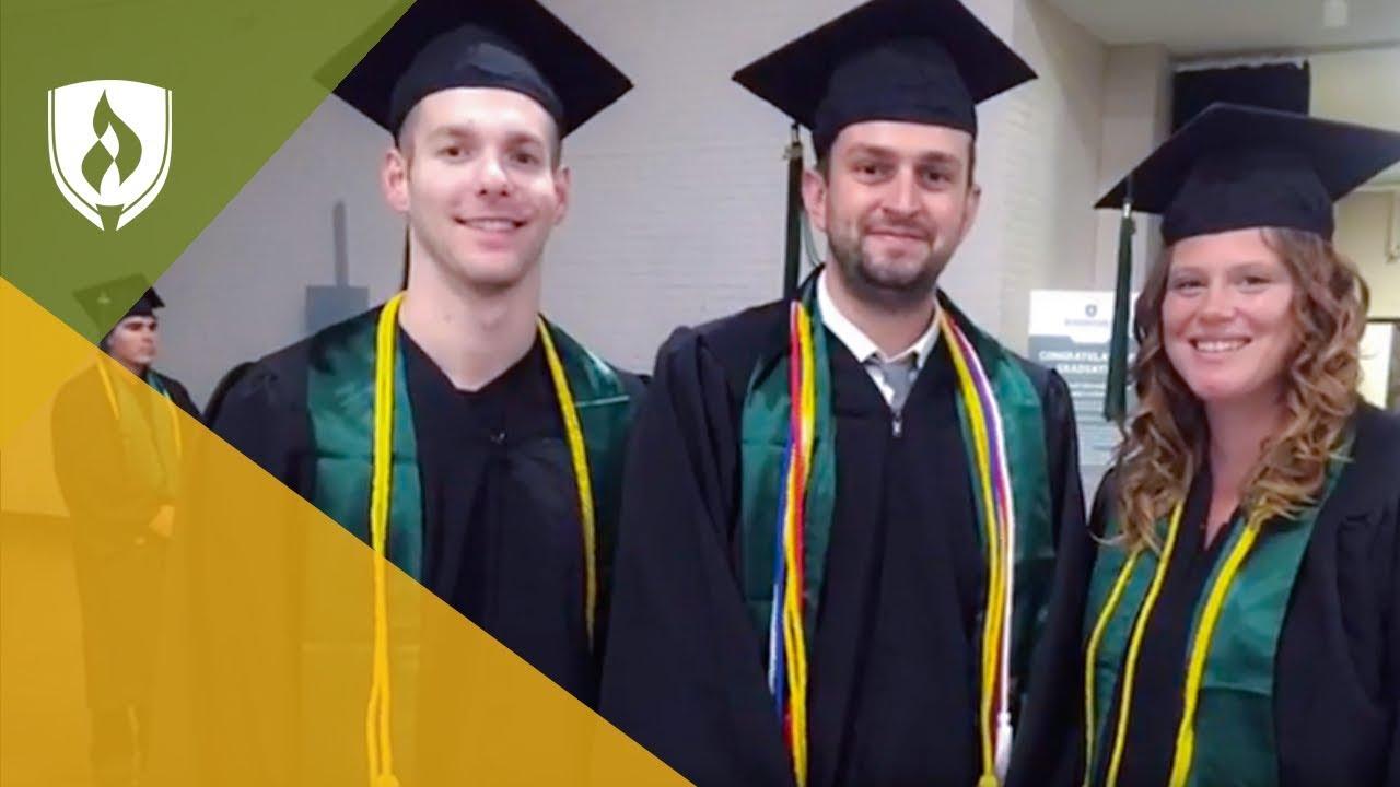 Rasmussen College Graduation 2016 - Twin Cities - YouTube