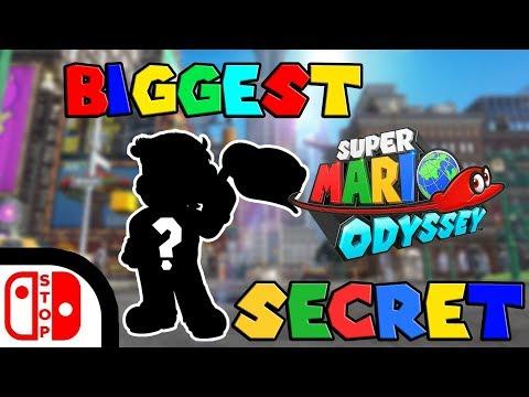 Super Mario ODYSSEY Has One BIG SECRET!!!! (CONFIRMED FALSE!!!)