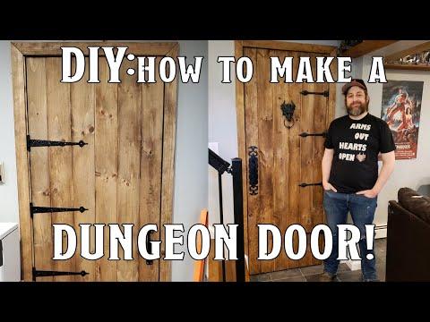 diy:-how-to-make-a-dungeon-door-|-nerd-immersion