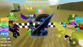 Légendes de la vitesse - ROBLOX
