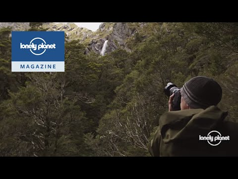Photographing New Zealand's Southern Alps - Lonely Planet travel videos