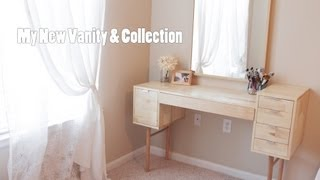 My New Vanity & Collection