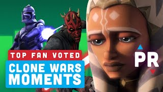 Your Favorite Star Wars: The Clone Wars Moments - Power Ranking (SPOILER ALERT)