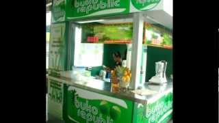 E-concept Food Cart Business