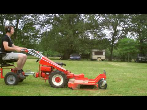 Gravely 5240 With Mower 40