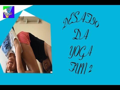 Desafio Da Yoga - Piscina - Fotos - Com A Mamis - Congelada -