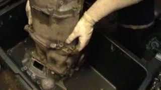 гарантийный ремонт кпп москвич 2141 из Питера . 1 часть.