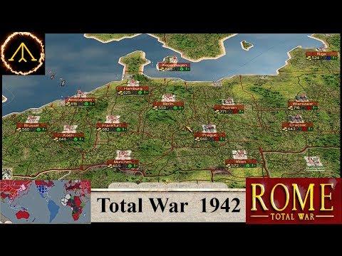 Rome Total War 1942 Mod: Campaign