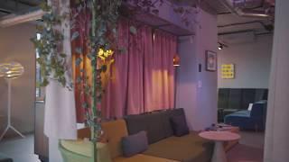 02  Tonbandlounge - 25hours Hotel Zurich Langstrasse