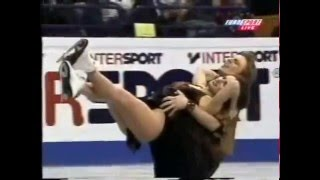 "Margarita Drobyazko and Povilas Vanagas - ""Strength"""