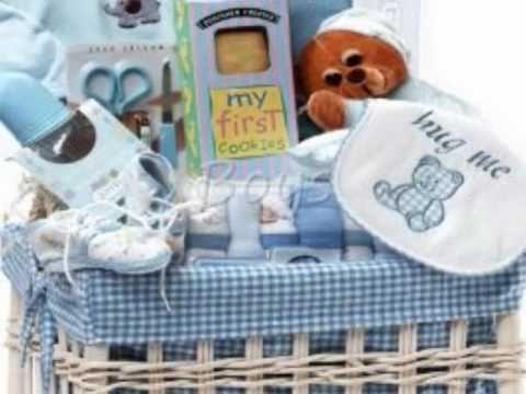 Baby Gift Basket Bargains
