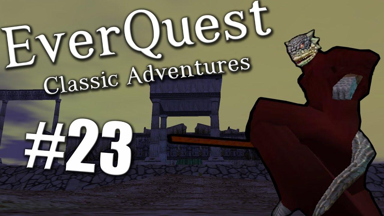 EverQuest Classic Adventures #23: Karnor's Castle