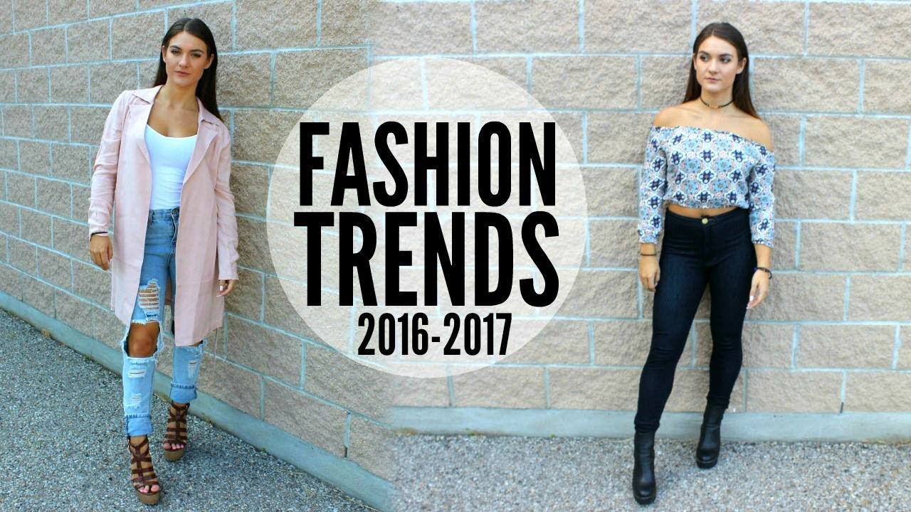 Fashion Trends Youtube