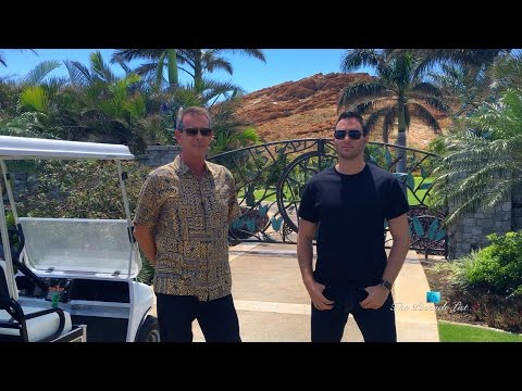 West Maui Luxury Residence - 454 Wailau Pl, Lahaina, HI, USA - LIVE Walkthrough