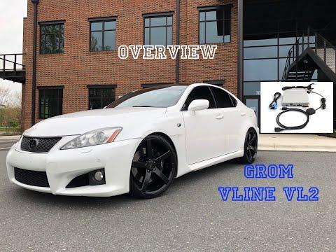 2008 08 Lexus ISF GROM VLINE VL2 Overview