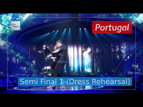 Portugal Eurovision 2017 (Close up) - Amar Pelos Dois (Semi Final 1