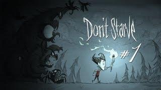 Don't Starve #1 - 2 ngày đầu tiên :3