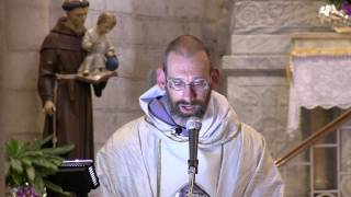 "Holy Land. 15.04.2013. ""The institution of marriage..."": Homily by Fr J Lawrence. A Day With Mary"