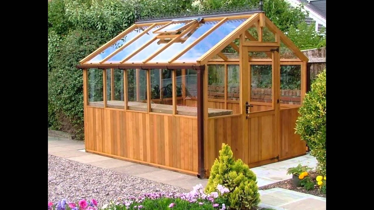 Genial Backyard Greenhouses