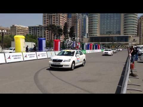 Tour de Azerbaijan 2014