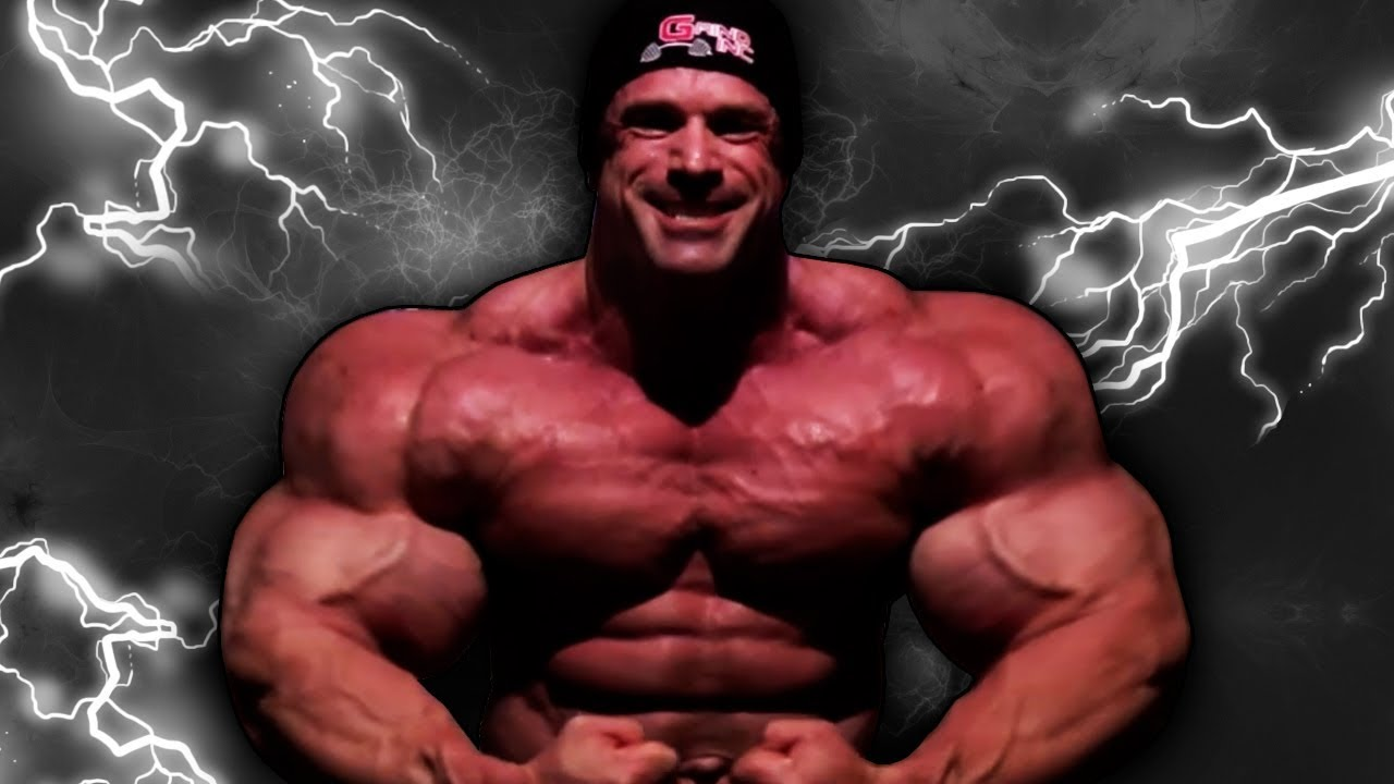 More And More Massive Muscle Morphs