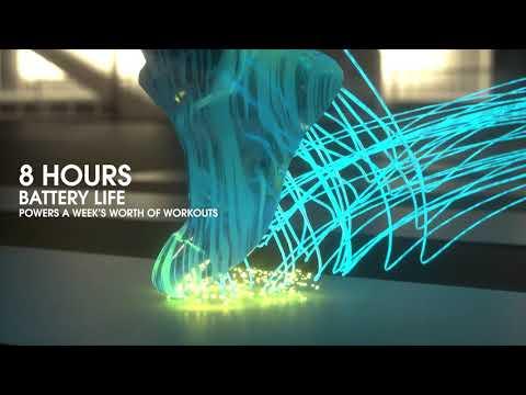 Jbl Wireless Sport Headphones Endurance Sprint Youtube