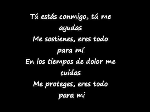 Eres todo para mi - Alex Campos ft. Generacion 12 (letra)