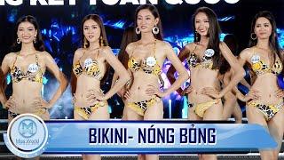 Bikini nóng bỏng của thí sinh Miss World Việt Nam 2019