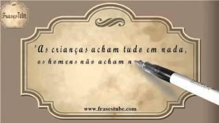 Frases de Crianças  #09