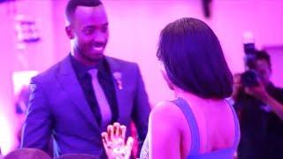 Muhadjili umukinnyi w'umwaka - Azam Rwanda Premier League Awards 2017 - 2018.