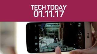 New details on LG's G6 phone, Razer's stolen laptops