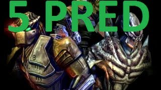 Aliens Vs Predator 2: Primal Hunt (Predator) Walkthrough Final Part 5 HD