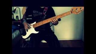 Jethro Tull - Nothing is Easy (bass cover)