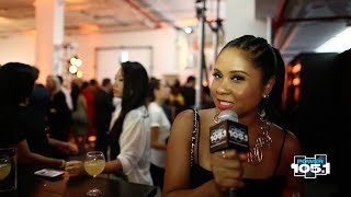 Angela Yee @ Hennessy V.S Limited Edition VHILS Event