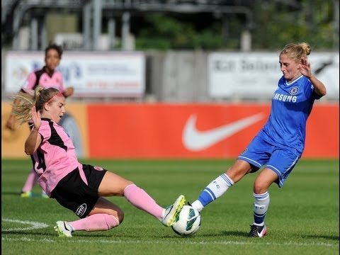 Chelsea Vs Lincoln Ladies, 0-2 FAWSL Goals & Highlights