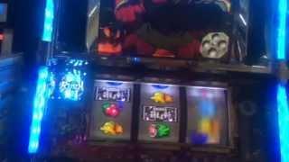 長崎県長崎市ユーコーラッキーウエスト浜町店でパチスロ 機動新撰組 萌えよ剣 打ってみた時の動画です。