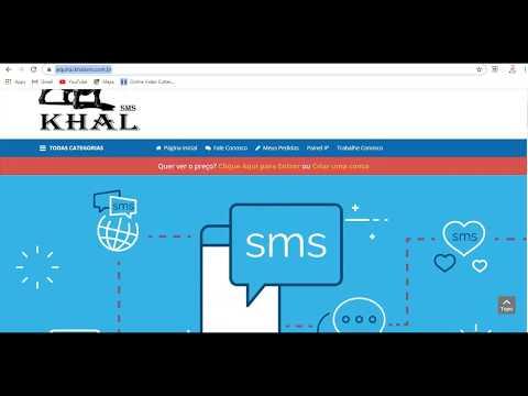 Assista: Programa de Afiliado KHAL SMS