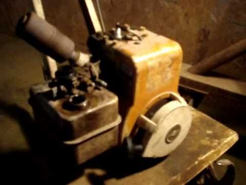 Fixing an old Briggs and Stratton Engine