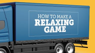 How To Make A Relaxing Game | Sidcourse