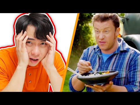 Jamie Oliver ALMOST Made Ramen... - mrnigelng