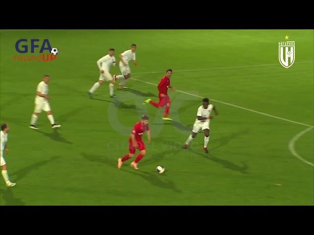 VICTORIA HOTSPURS FC VS MUNXAR FALCONS: 2-0