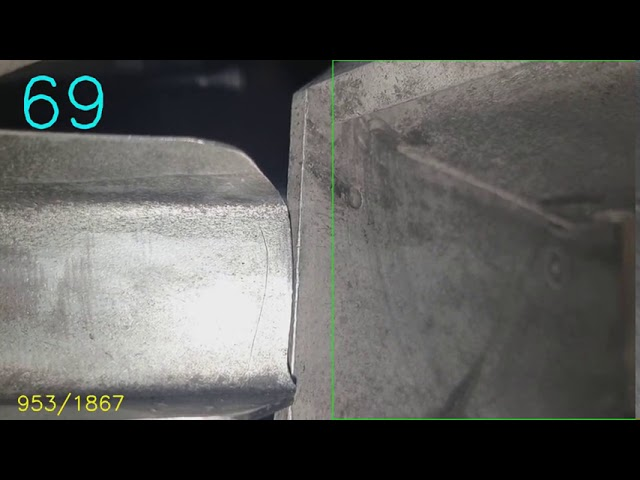 Counting products with a camera