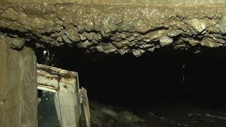 Сюжет ТСН24: Пещерные пейзажи скрывают подвалы двух тульских домов