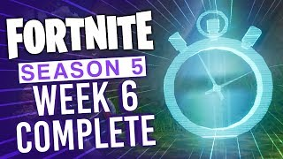 Season 5 Week 6 Quick Guide - Fortnite Battle Pass Challenges Completed Fast