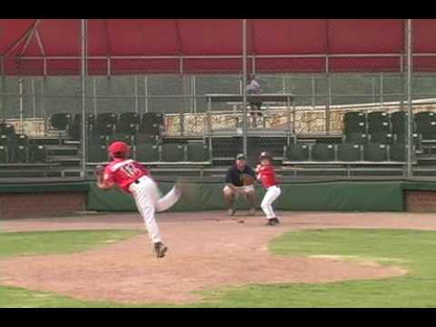 Can 9-Year Olds Throw a Baseball Forty Five MPH?