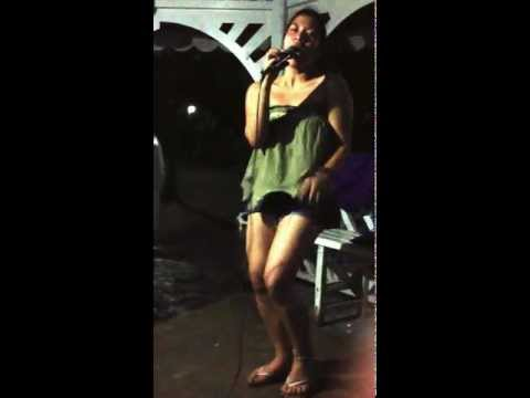 PARA SA AKIN (Gerri Karaoke @ the Beach)